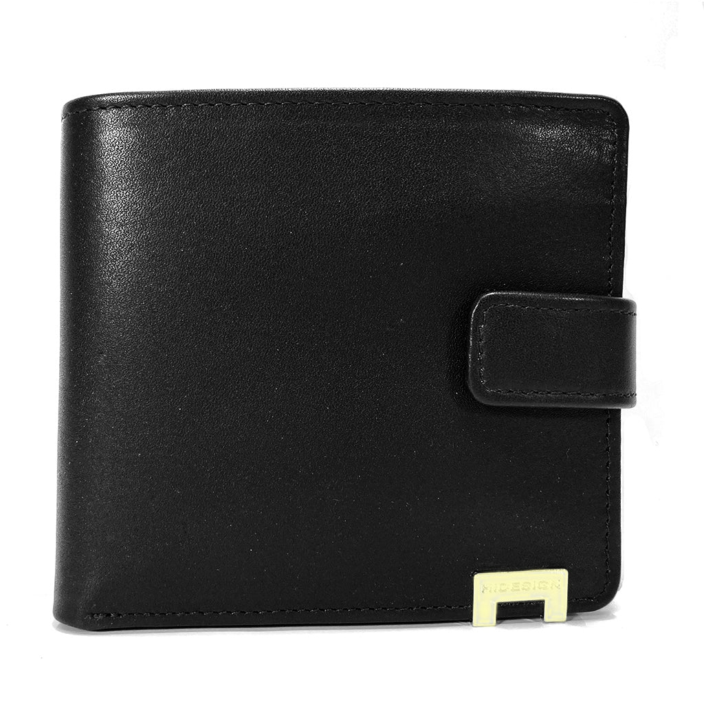 Hidesign Ranch Tab Wallet - Style: 268-010 Black