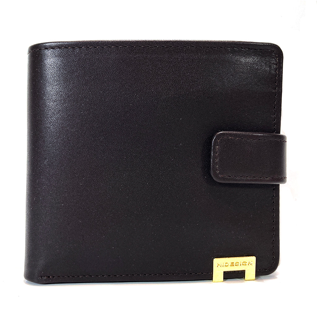 Hidesign Ranch Tab Wallet - Style: 268-010 Brown