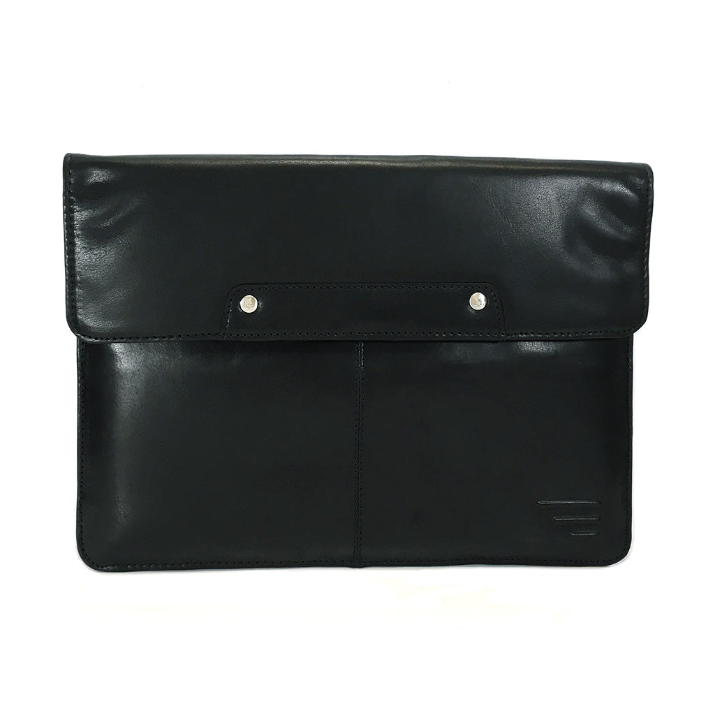 Rowallan Aviator Underarm Leather Folio - Style: 33-1285  Black