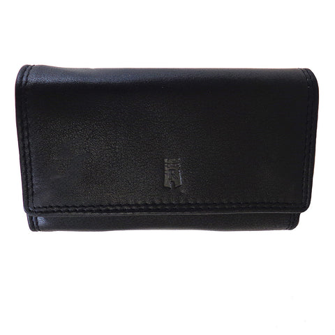 Rowallan Cossack Collection - Leather Key Case - Style 33-6080  Black