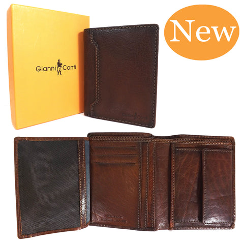 Gianni Conti Leather Wallet - Style: 4117117