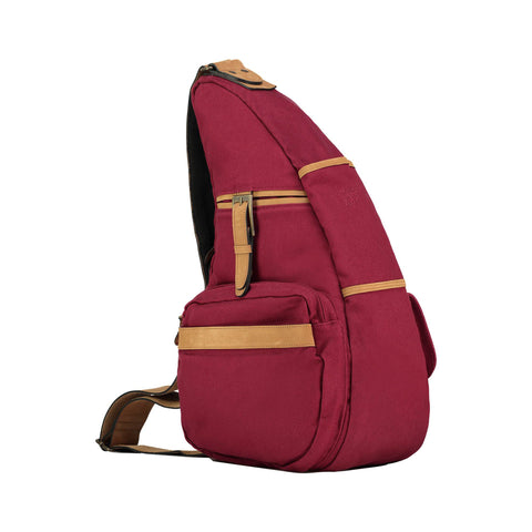Healthy Back Bag  - Expedition - Burgundy - Style: 4615-BG
