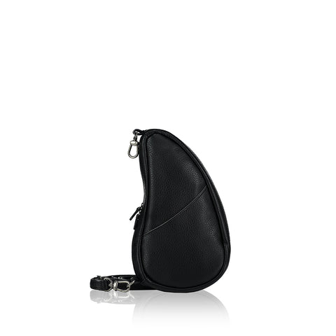 Healthy Back Bag  - Large Leather Baglett - Black - Style: 5100LG