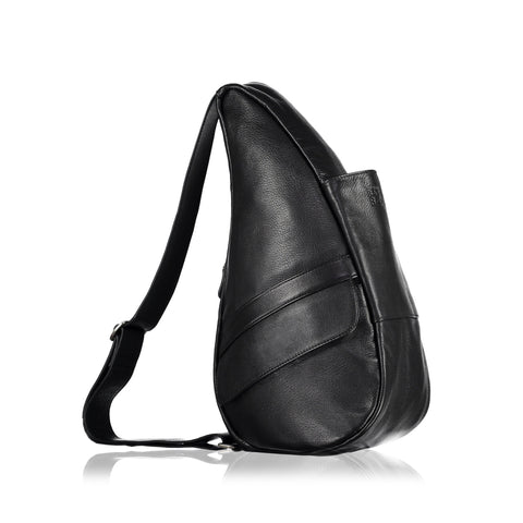 Healthy Back Bag  - Leather S - Black - Style: 5303-BK