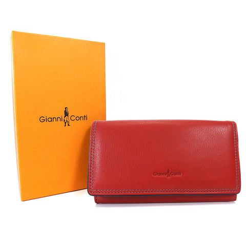 Gianni Conti Purse - Style: 588373 - Red