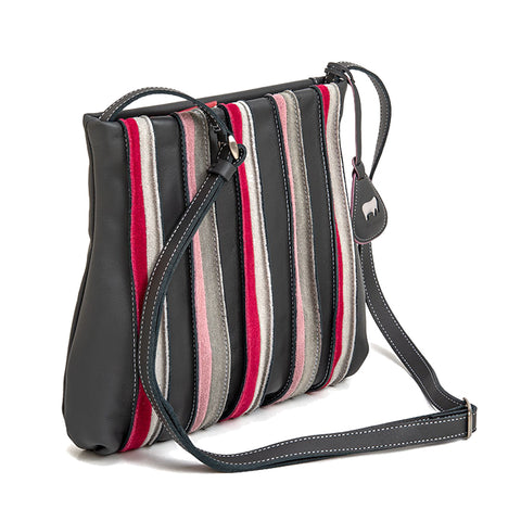 Mywalit Medium Cross Body Bag - Style 606-131 Storm