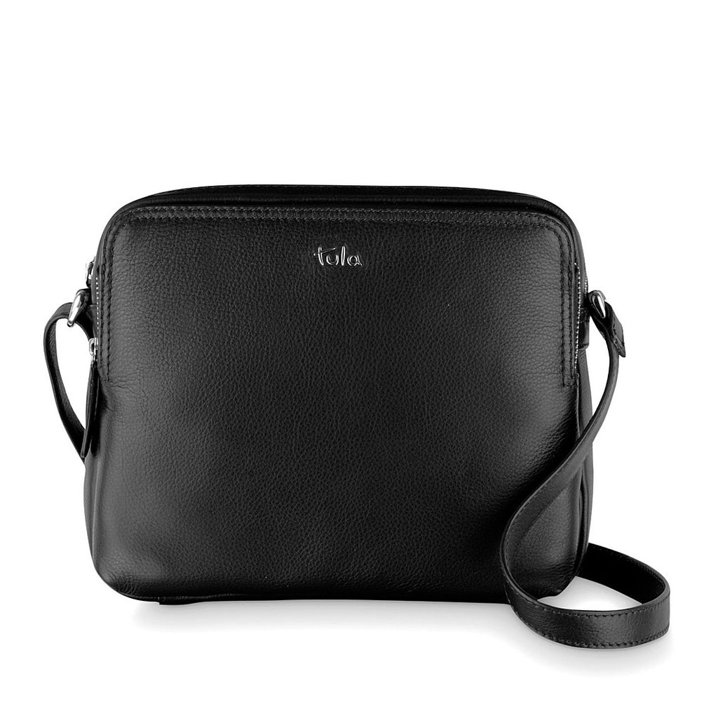 Tula Nappa Originals Medium Organiser Bag - Black - Style: 8376
