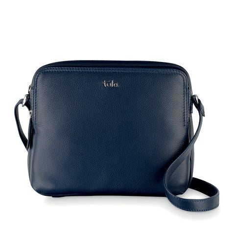 Tula Nappa Originals Medium Organiser Bag - Dark Azure (Navy) Style: 8376