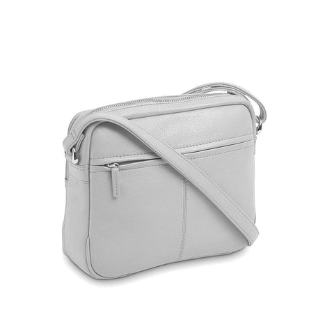 Tula Nappa Originals Medium Organiser Bag - Birch Grey - Style: 8376