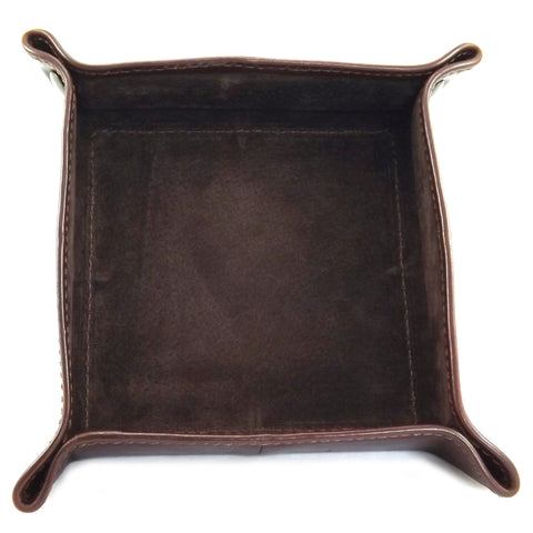 Gianni Conti Leather Change Tray - Style: 9405074