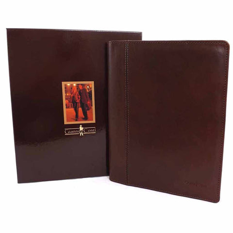 Gianni Conti A4 Conference / Writing Folder - Style: 9409020