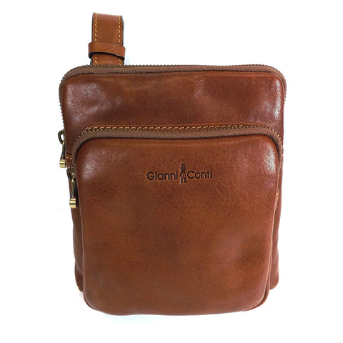 Gianni Conti Unisex Shoulder Bag - Style: 912302