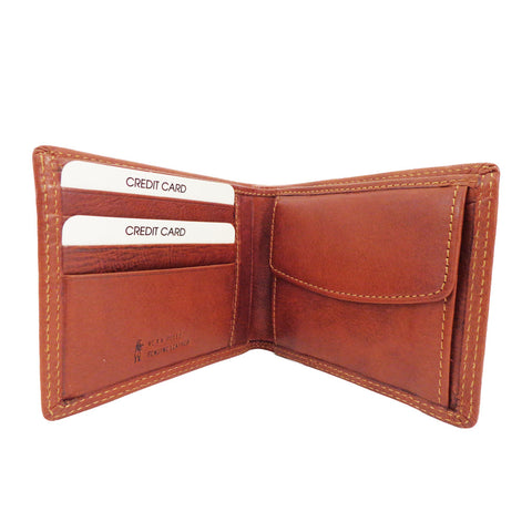 Gianni Conti Leather Wallet - Style: 917020