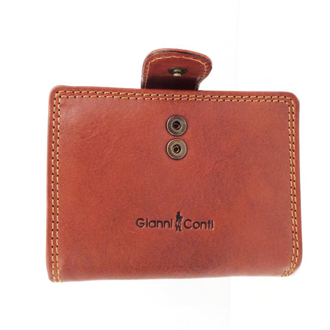 Gianni Conti Small Wallet Purse - Style: 918013