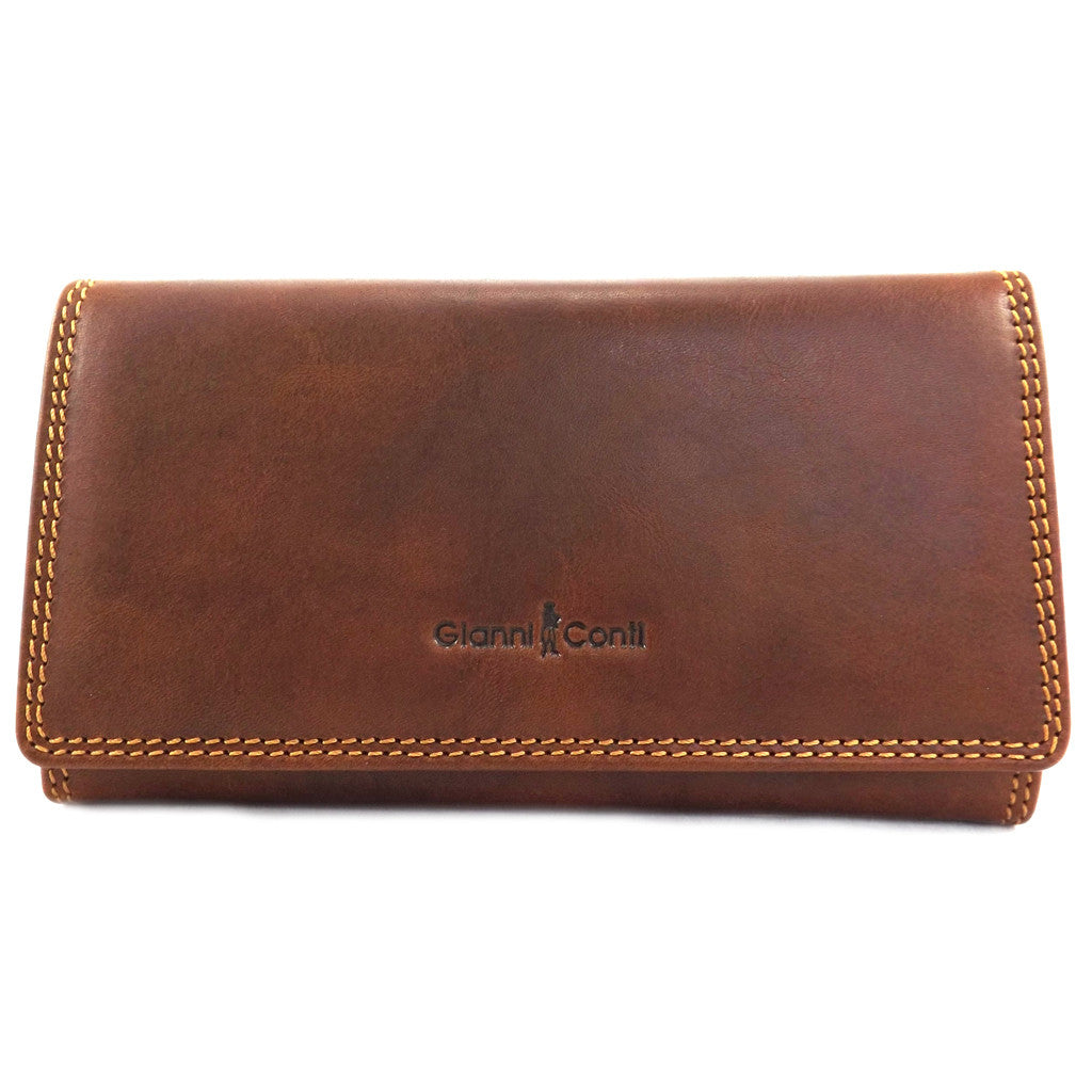 Gianni Conti Purse - Style: 918021 Tan