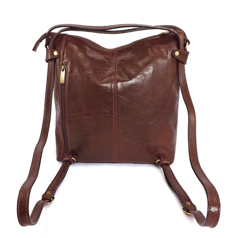 Gianni Conti Shoulder / Backpack - Style: 9404361