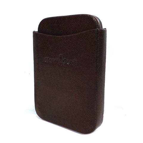 Gianni Conti Leather Business Card / Credit Card Holder - Style: 9405092