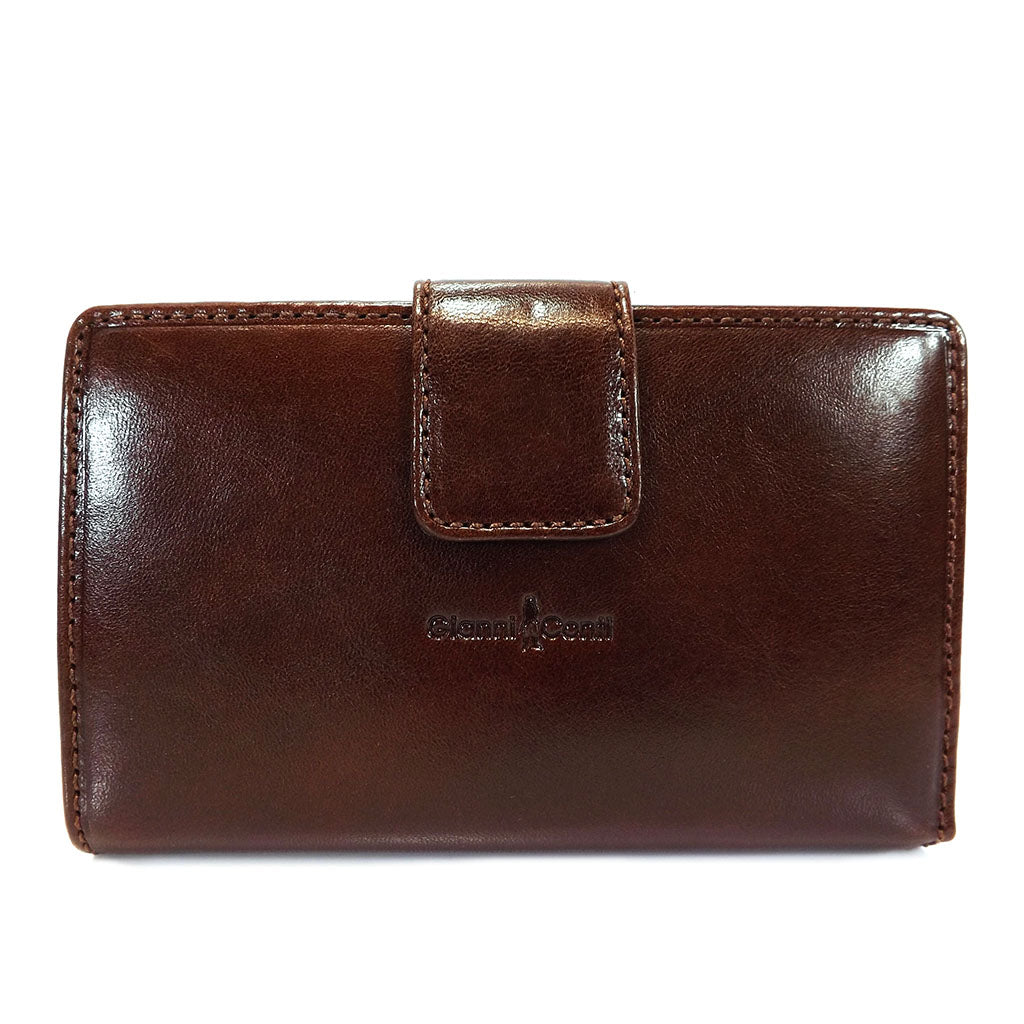 Gianni Conti Purse - Style : 9408046 Brown