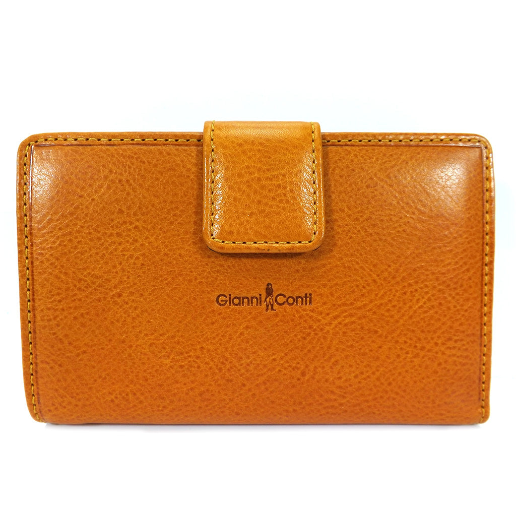 Gianni Conti Purse - Style : 9408046 - Light Tan