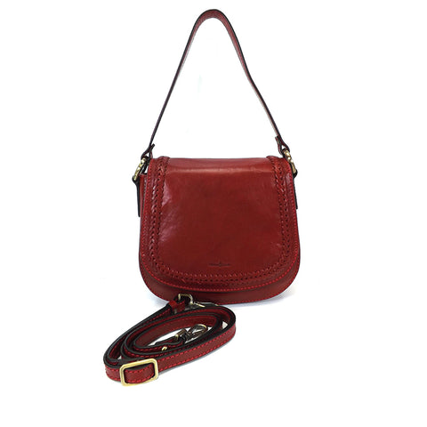 Gianni Conti Multi Way Bag - Style: 9416133 - Red