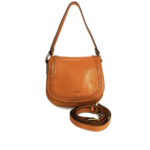 Gianni Conti Multi Way Bag -  Light Tan - Style 9416133