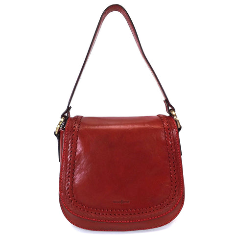 Gianni Conti Multi Way Bag -  Red - Style 9416133