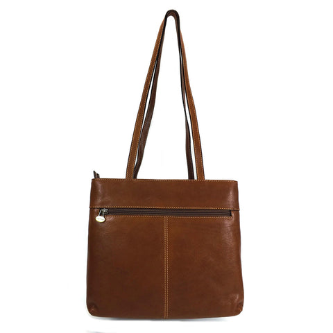 Gianni Conti Long Handle Shoulder Bag - Style: 914068