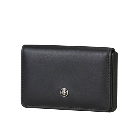 Ilex Leather Business / Credit Card Holder - Style:Connor 10870