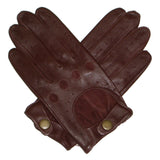 Dents Delta Mens Classic Leather Driving Gloves - Style: 51011