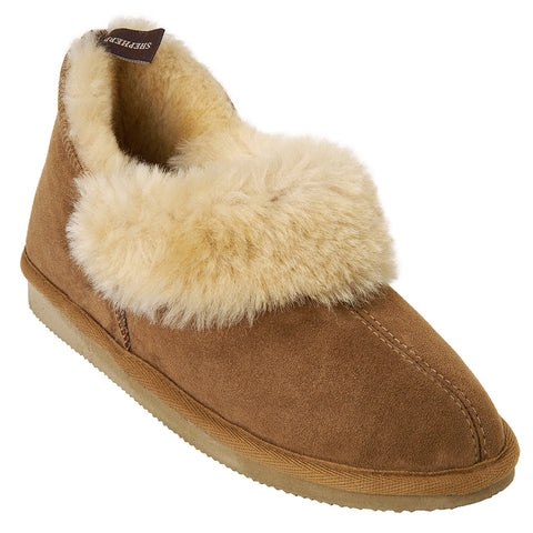 Shepherd Sheepskin Slipper - Style: Karin 464 Chestnut