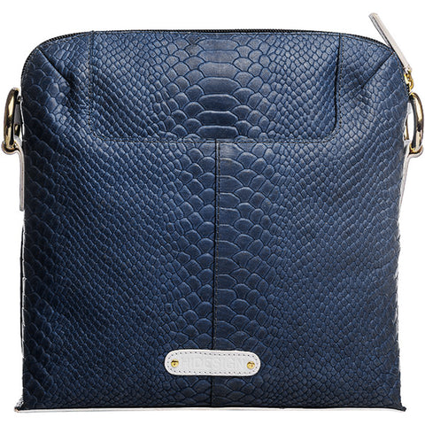Hidesign Zip Top Shoulder Bag - Moroso  02 - Navy