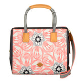 Oilily Grab Handle Multi Way Handbag - Pink Flamingo - OES7126