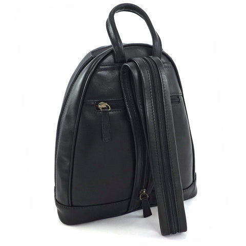 Hidesign Backpack - Stevie - Black