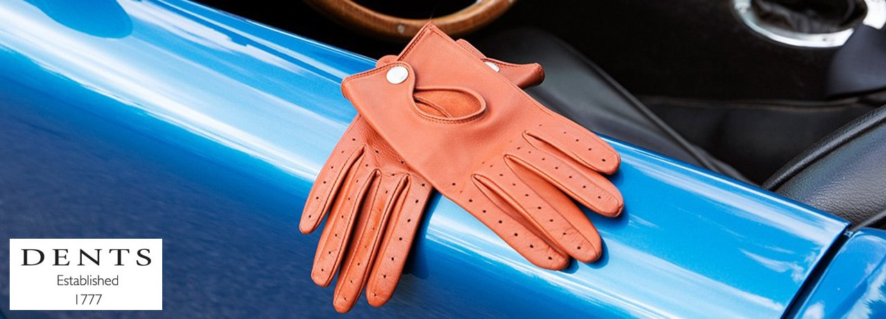 Dents leather gloves and accessories