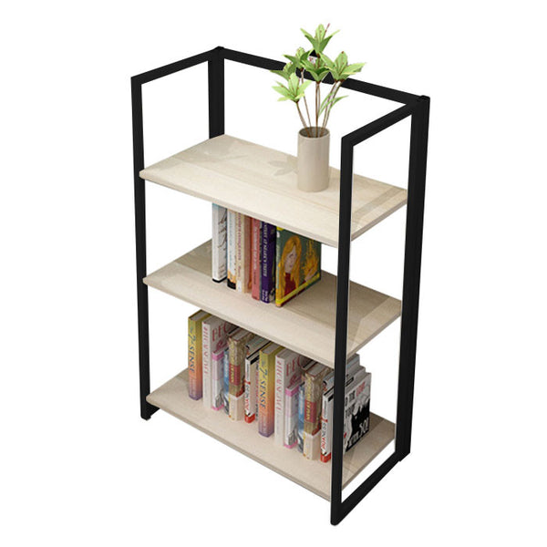 H01 Easy DIY Foldable Bookshelf - Black