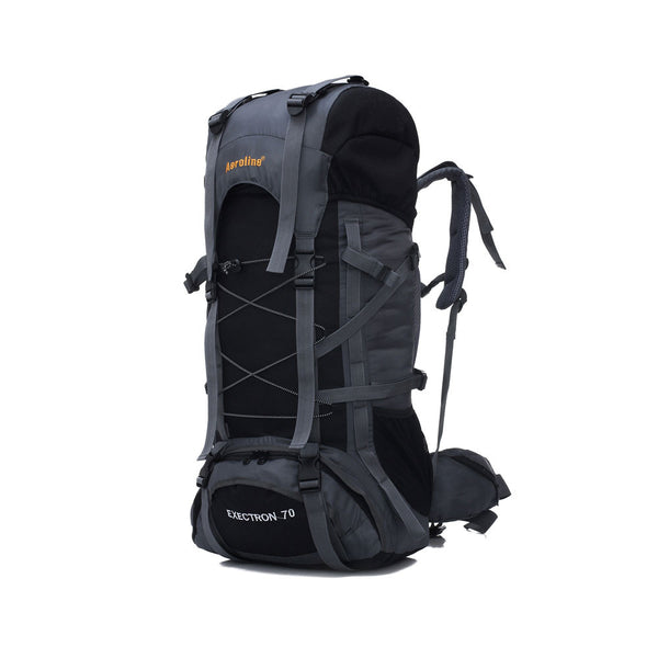 Aeroline Mountaineering Backpack 55L - Black