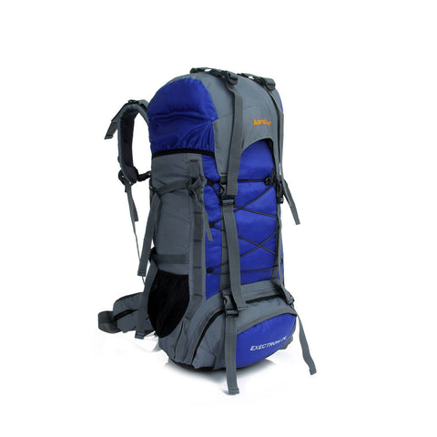 Aeroline Mountaineering Backpack 55L - Blue