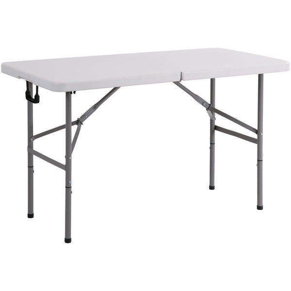 Z122 HDPE Plastic Folding Table (4FT)