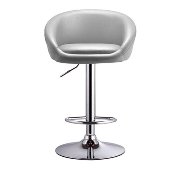 BS01 High Bar Stool (Grey)