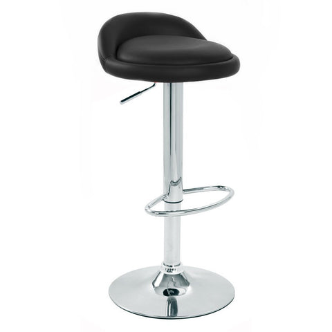 BS02 Low Bar Stool (Black)