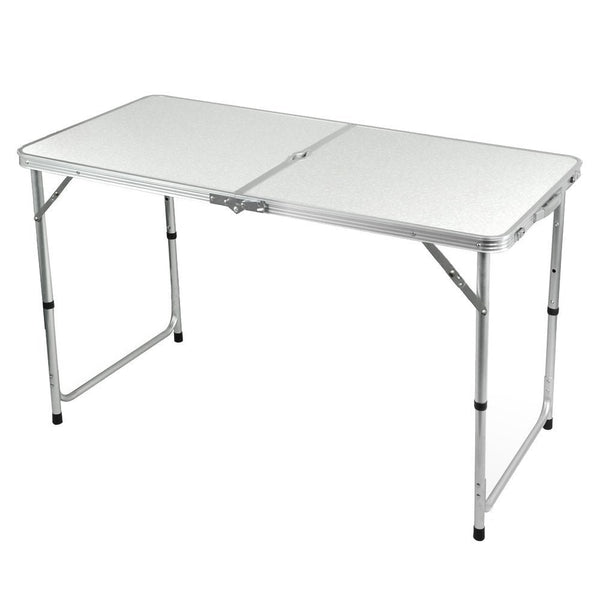 Portable Height Adjustable Aluminium Table