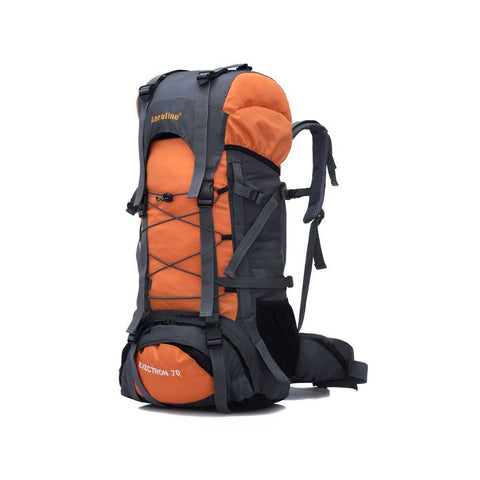 Aeroline Mountaineering Backpack 55L - Orange