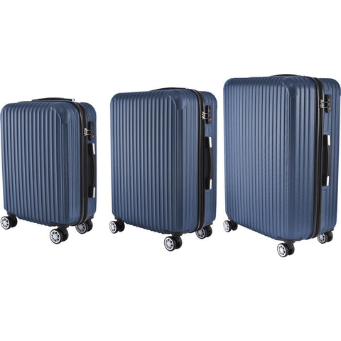 AS62-PC Luggage (Blue) Set of 3