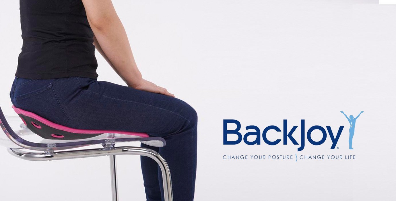 BACKJOY SHOOTS YOUR BACKPAIN!