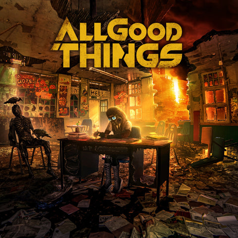 All Good Things Album Cover
