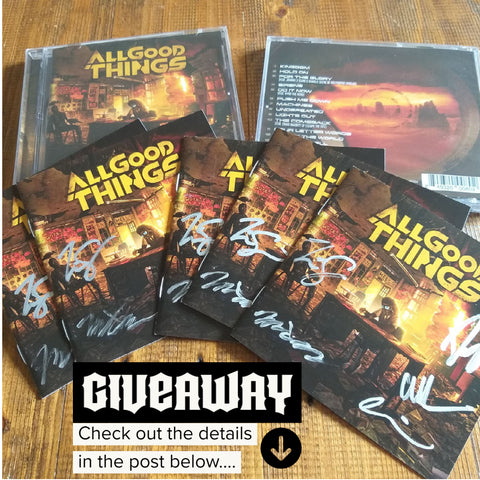 All Good Things Giveaway