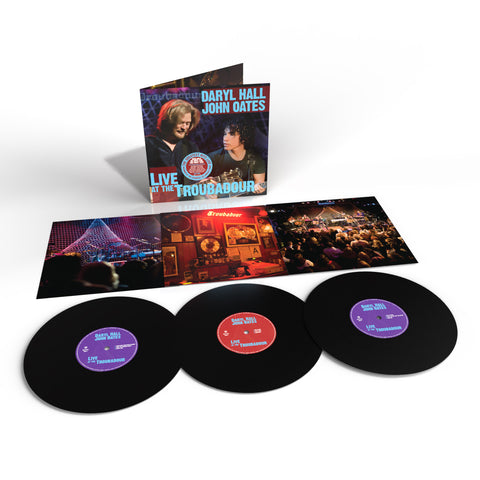 Connect with Daryl Hall and John Oates www.hallandoates.com