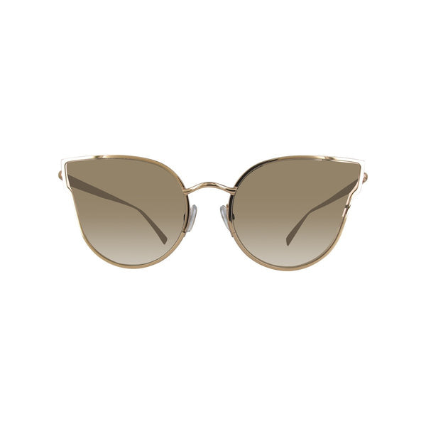Max Mara Sunglasses in Gold