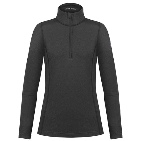 Poivre Blanc Technical Base Layer W2-01940 in Lurex Black