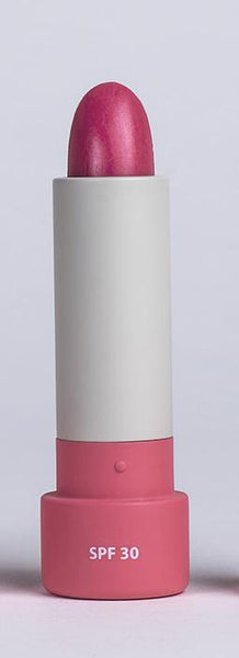 Albus & Flora Multi-Active Sheer Lip Balm in Mountain Rose